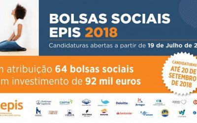Caima oferece duas bolsas EPIS para alunos do concelho de Constância