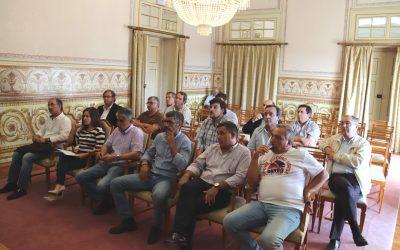 Câmara Municipal de Santarém e Juntas de Freguesia do Concelho assinaram protocolos de delegação de competências