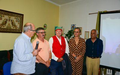 Concurso do Arroz Doce e homenagem a campino António Vardasca em Vale de Figueira