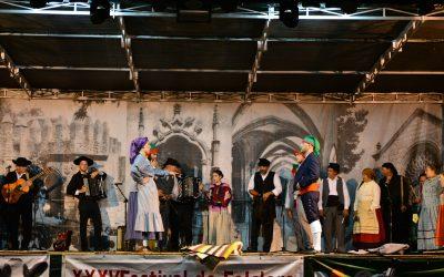 A tradição popular do Minho ao Algarve em noite de Festival de Folclore em Alcanhões