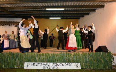 """Festival de Folclore do Bairro foi uma """"fotografia"""" da cultura folclórica do país"""