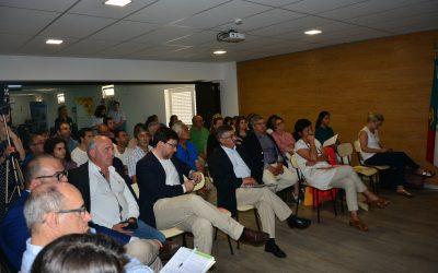 Falou-se de IPSS's, Património e Comunidades no Centro de Bem Estar Social de Vale de Figueira