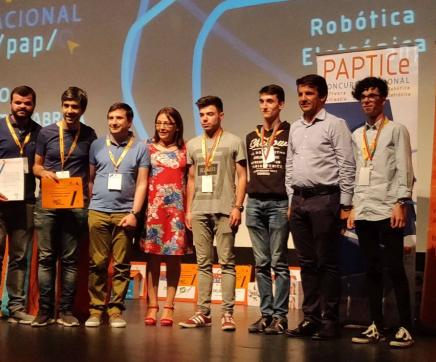 """""""Luva Controladora"""" de Samuel Roque da Escola Profissional de Ourém recebeu prémio"""
