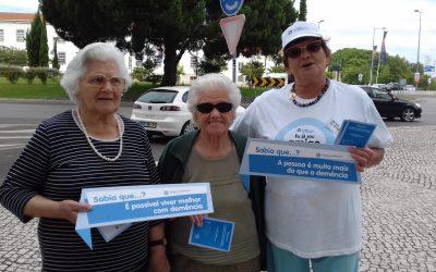 Alzheimer Portugal lança campanha para uma mudança social