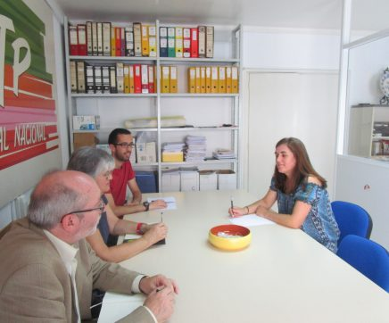 PCP aprofunda conhecimento sobre situação da Saúde no Distrito de Santarém