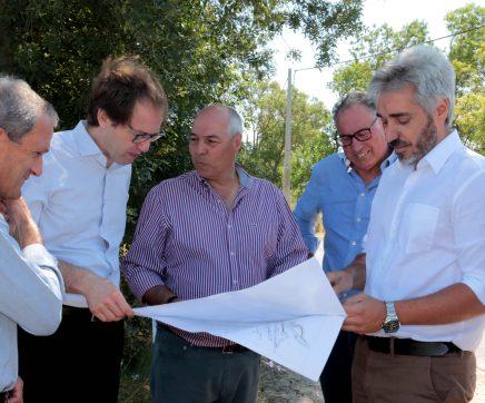 Viaduto de Santana é prioridade para o executivo municipal do Cartaxo