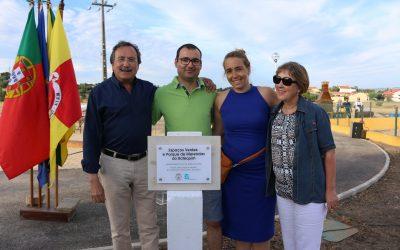 Inaugurado parque de merendas no Botequim, fruto do orçamento participativo