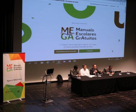 Sessão de esclarecimentos sobre a plataforma MEGA em Torres Novas