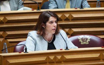 Patrícia Fonseca eleita presidente da Distrital de Santarém do CDS-PP