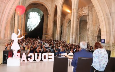 "Mais de 350 professores participam no VI encontro ""A ARTE de Educar"" no Convento de S. Francisco"