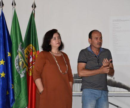 Projectos para a Calçadinha em Coruche apresentados no dia 14 de Julho