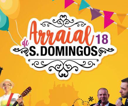 Breves: Arraial popular este fim-de-semana em São Domingos