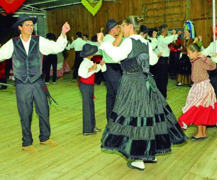 Entre Junho e Setembro – Tempo de Festivais de Folclore