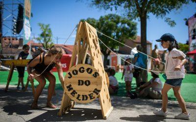 Festival 'Bons Sons' convida a viver a aldeia em família, preparando para estas várias actividades