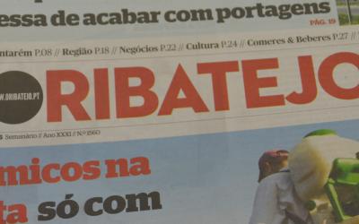 Jornal 'O Ribatejo' acaba em papel, mantém-se 'online' e promete regressar como revista