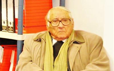 Faleceu José Campos Braz