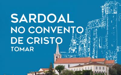Destino turistico Sardoal promovido no Convento de Cristo em Tomar