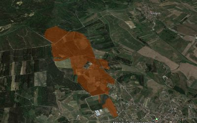 Incêndio rural consumiu 97,5 hectares em Arrouquelas e Manique do Intendente