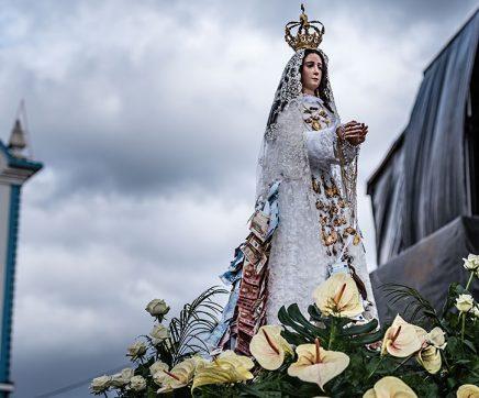 Festas em honra de Nossa Senhora da Glória em Glória do Ribatejo de 24 a 27 de Agosto