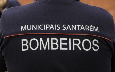 Bombeiros Municipais de Santarém emitem comunicado após divulgação de vídeo no facebook