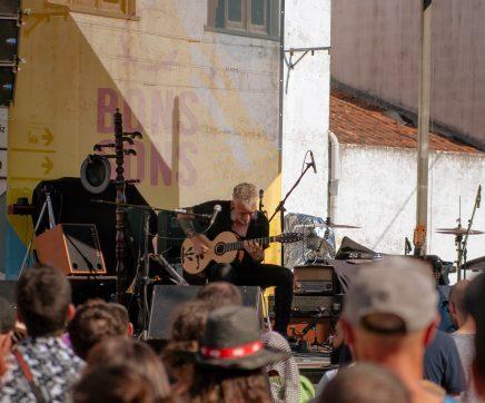 Bons Sons leva mais de 50 concertos a Cem Soldos em quatro dias de festival