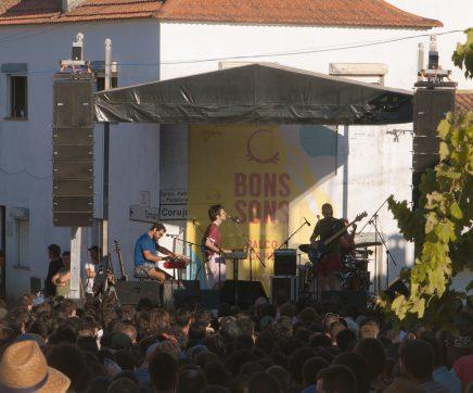 Festival Bons Sons atraiu público de vários países e movimentou quatro milhões de euros