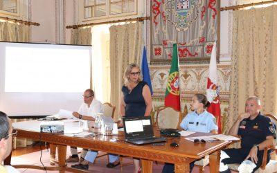 Comissão Municipal de Protecção Civil e Comissão Municipal da Defesa da Floresta Contra Incêndios realizam reunião de prevenção em Santarém