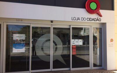 Atendimentos da Loja do Cidadão de Santarém crescem no 1º Semestre de 2018
