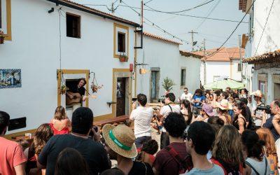 """Festival Bons Sons marca """"Amor de verão"""" entre festivaleiros e população de Cem Soldos"""