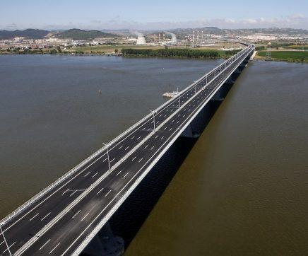 Brisa antecipa final das obras na Ponte da Lezíria