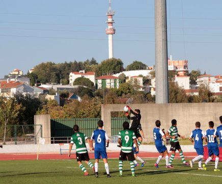 Torneio Internacional de Iniciados junta os melhores emblemas nacionais e o Real Club Celta de Vigo