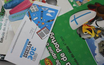 Câmara Municipal do Entroncamento oferece livros de fichas e vales a alunos do Ensino Público