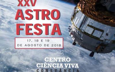 Ministro da Ciência, Tecnologia e Ensino Superior na XXV edição das Astrofesta em Constância
