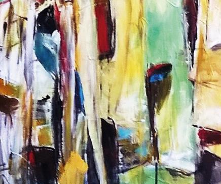 """Galeria Municipal do Entroncamento acolhe a exposição de pintura """"Brisa"""" de Ana Paula Lopes"""
