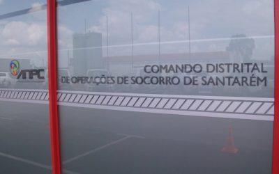 Incêndios: Distrito de Santarém reforça meios de combate a partir de hoje