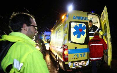 INEM prevê renovar até 2021 frota de ambulâncias em Postos de Emergência Médica