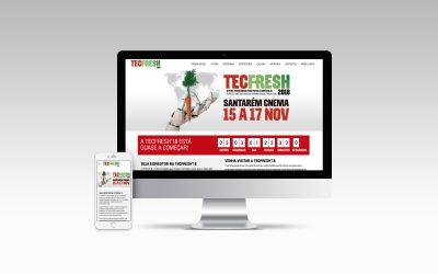 CNEMA recebe Tecfresh de 15 a 17 de Novembro