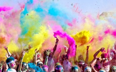 """A noite mais colorida do ano"" traz Color Run a Almeirim no dia 25 de Agosto"