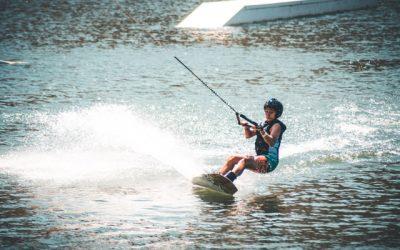 Lago Azul com 'wakeboard' gratuito este fim de semana