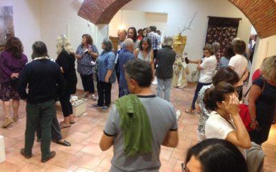 """Inaugurada exposição """"As Pedras São Testemunhas Silenciosas"""" [C/VÍDEO]"""
