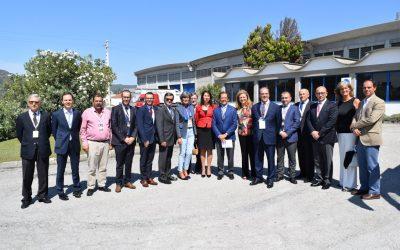 Ana Teresa Lehmann, Secretária de Estado da Indústria visitou Alcanena