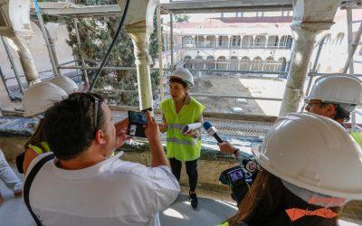Regeneração urbana em Abrantes com investimentos de 12 ME em curso