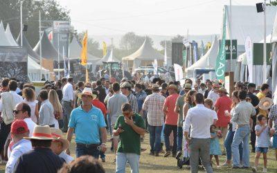 Mais de 50 mil pessoas visitaram a Agroglobal de 05 a 07 de Setembro em Valada