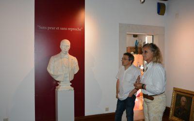 """Exposição """"Sá da Bandeira – Filho da Vila, Pai da Cidade"""" na Casa do Brasil"""