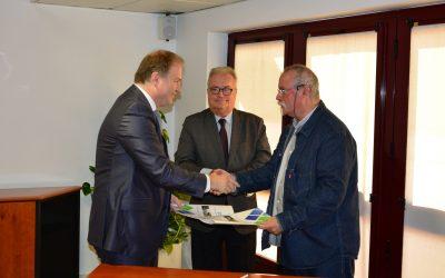 Assinado acordo de cooperação para constituição da Rede Intermunicipal de Bibliotecas da Lezíria do Tejo