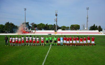União Desportiva de Santarém vence Sport Lisboa e Cartaxo no primeiro desafio da temporada