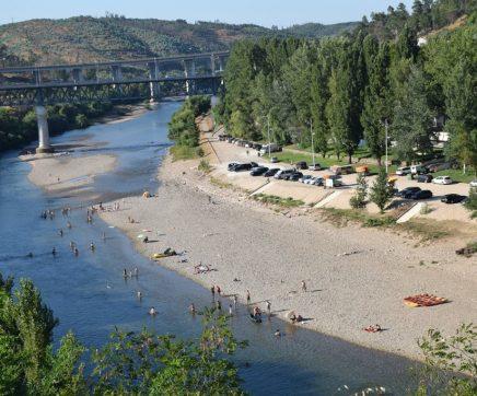 'Rio acima': projecto do  Ministério do Ambiente com actividades em Constância