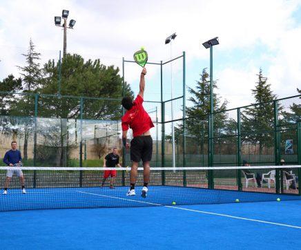 Nova época de ténis e padel com mais aulas e competições em Rio Maior