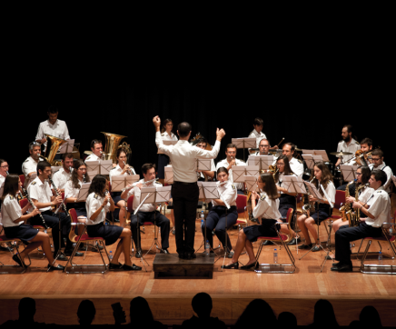 Exposições sobre a Filarmónica União Sardoalense e sobre Gil Vicente em Sardoal