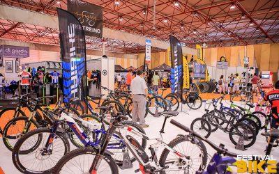 Festival Bike Portugal: O mundo da bicicleta reuniu-se no CNEMA, em Santarém